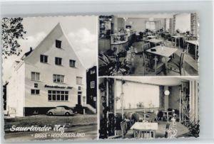 Bigge Sauerlaender Hof *