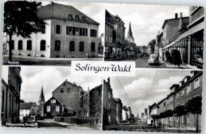 Wald Solingen  x