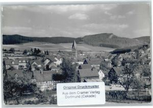 Siedlinghausen  *