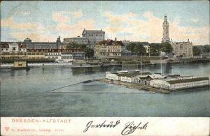 Innere Altstadt  / Dresden /Dresden Stadtkreis