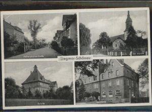 Siegmar-Schoenau Hohensteinerstrasse Schule Buecherei x
