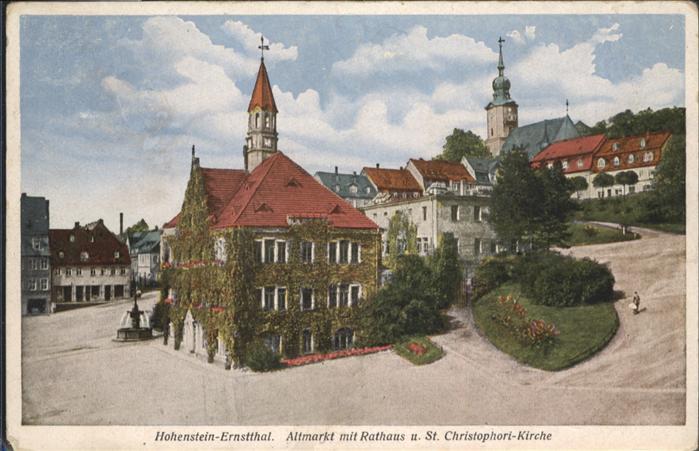 Capitol Hohenstein Ernstthal