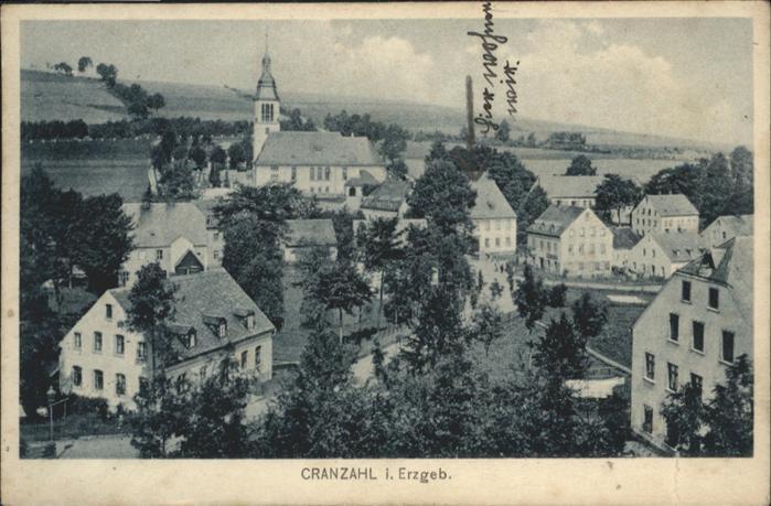 Cranzahl Cranzahl Kirche x / Sehmatal /Erzgebirgskreis LKR