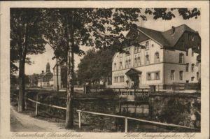 Oberschlema Hotel Erzgebirgischer Hof x