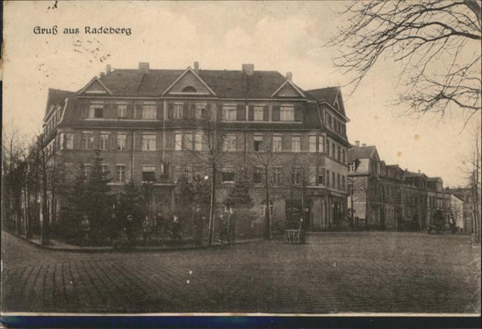 Radeberg Sachsen X Radeberg Bautzen Lkr Nr Wq73318 Oldthing