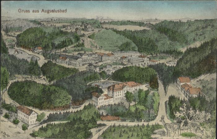Liegau-Augustusbad  x