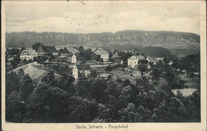 Porschdorf  *