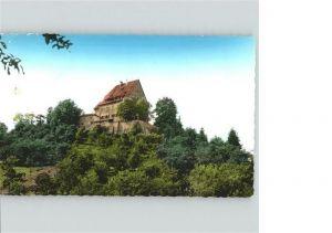 Wernfels Burg Wernfels