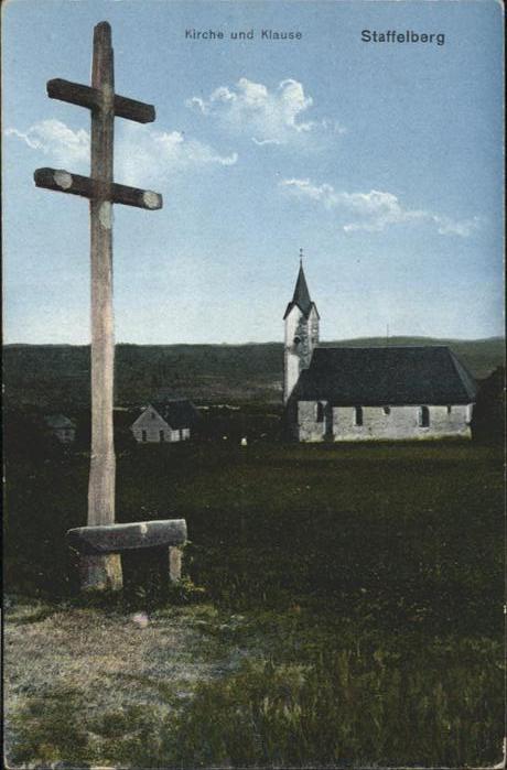 Staffelberg Kirche Klause