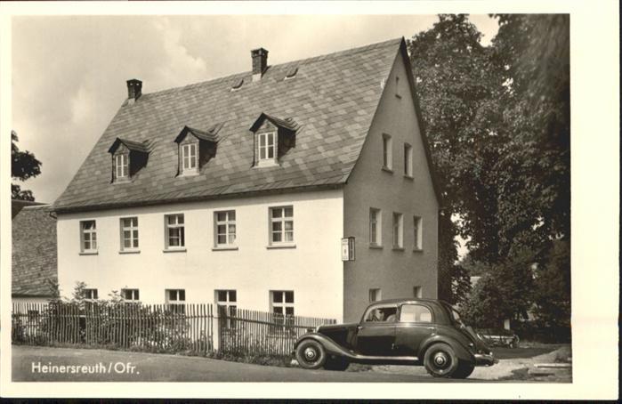 Heinersreuth Bayreuth Gasthof schwarzes Ross
