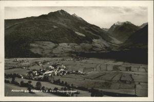 Mittersill Felbertal Pass Thurnerstrasse
