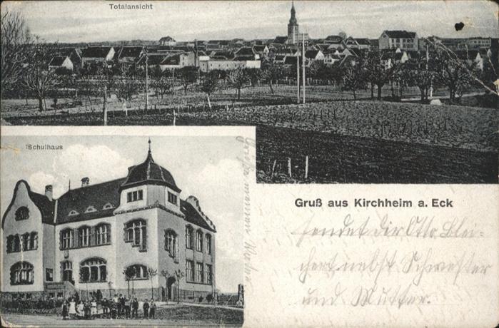 Kirchheim Weinstrasse Schulhaus