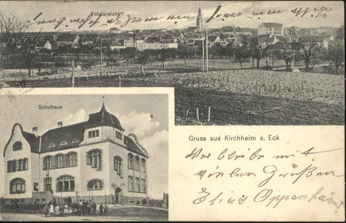 Kirchheim Unterfranken Schulhaus