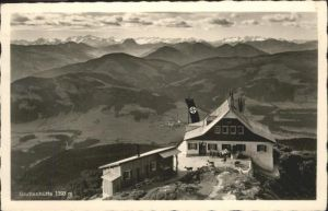 Gruttenhuette Kaisergebirge Ellmau
