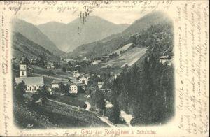 Rothenbrunn Sellraintal
