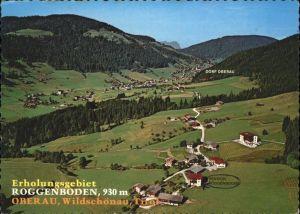Wildschoenau Tirol Roggenboden Oberau / Kufstein /Tiroler Unterland