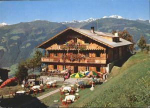 Zell Ziller Tirol Alpen Gasthof Enzianhof / Zell am Ziller /Tiroler Unterland