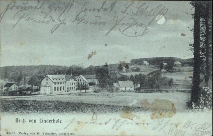 Linderhofe  x
