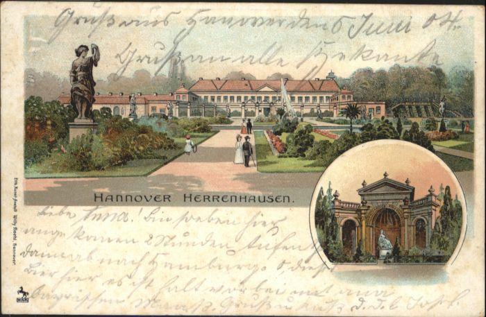 Herrenhausen Hannover Herrenhausen Hannover  x / Hannover /Region Hannover LKR