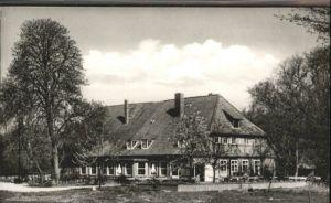 Heiligenberg Grafschaft Hoya Forsthaus *
