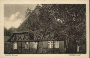 ws73758 Mueden oertze Mueden oertze Wessels Hof * Kategorie. Fassberg Alte Ansichtskarten