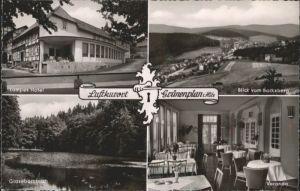 Gruenenplan Lampes Hotel Glasebachteich Veranda *