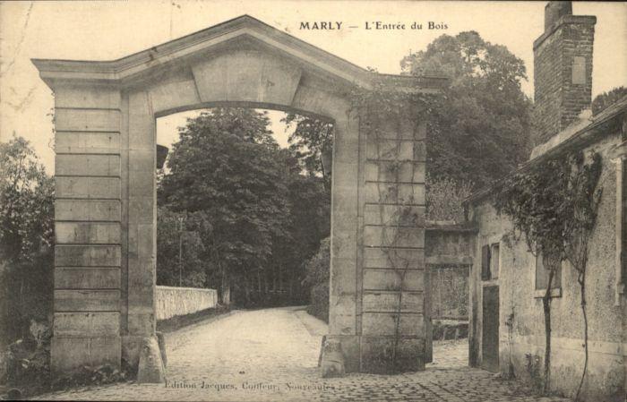 Bild zu Marly FR  Entree ...