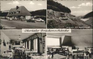 Schulenberg Oberharz Neu-Schulenberg Okertaler Brueckenschaenke *
