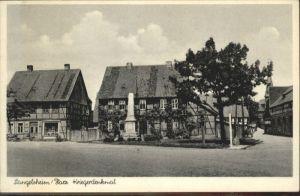 Langelsheim Harz Denkmal *