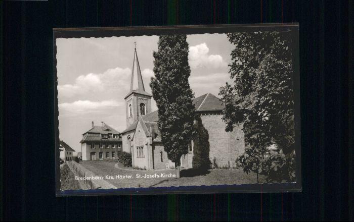 Bredenborn St.-Josefs-Kirche *