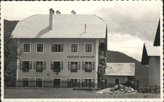 Nauders Tirol Nauders Rodengo Albergo Pension Gasthof Rauchegger * / Nauders /Tiroler Oberland