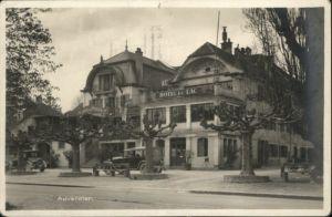 Auvernier Hotel du Lac x