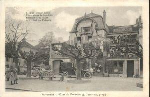 Auvernier Hotel du Poisson x