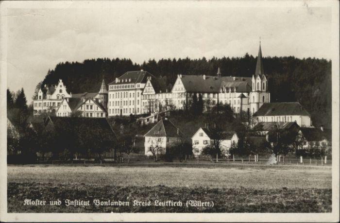 ws95793 Bonlanden Berkheim Kloster Bonlanden Kategorie. Berkheim Alte Ansichtskarten