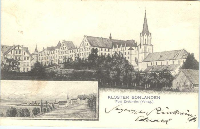 Bonlanden Berkheim Kloster x