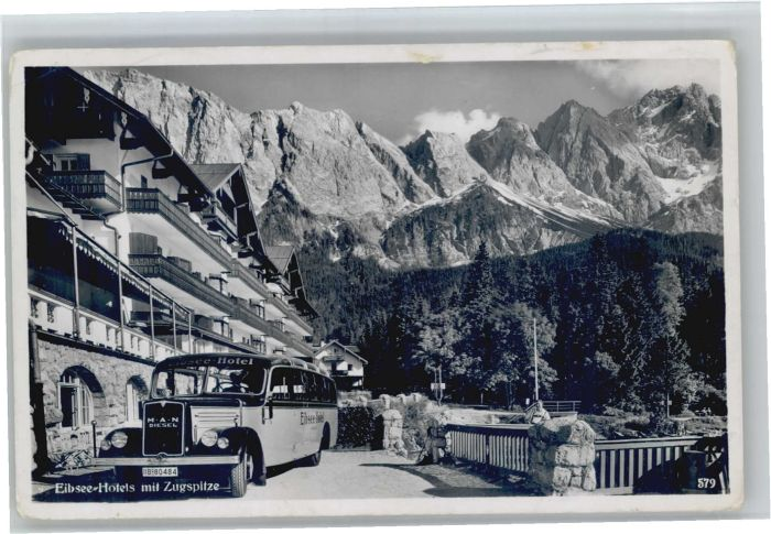 Eibsee Hotels Zugspitze x