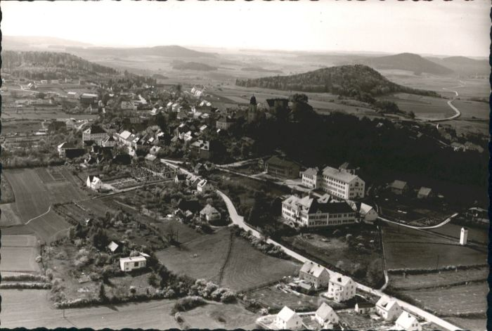 Parsberg Oberpfalz Parsberg Oberpfalz Fliegeraufnahme *