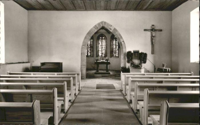 Urnagold evang. Kirche *