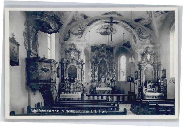 Heiligenbronn Schramberg Wallfahrtskirche *