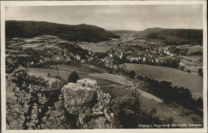 Vorra Pegnitz Vorra Pegnitztal * / Vorra /Nuernberger Land LKR