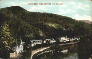 Giesshuebl-Sauerbrunn Tschechien  /  /