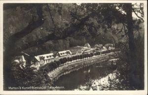 Giesshuebl-Sauerbrunn Tschechien Mattonis * /  /