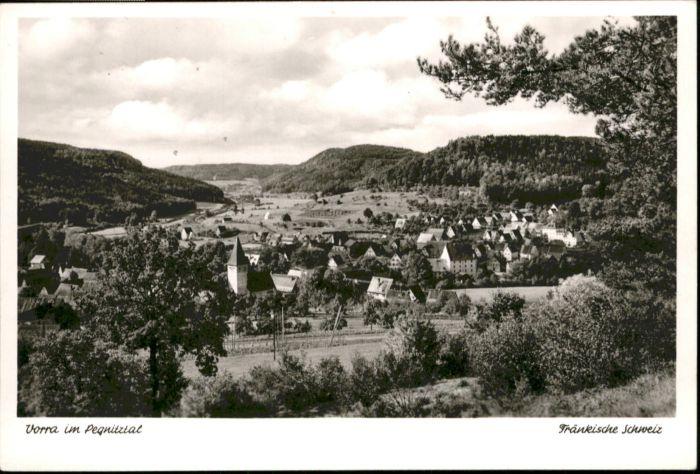 Vorra Pegnitz Vorra  * / Vorra /Nuernberger Land LKR