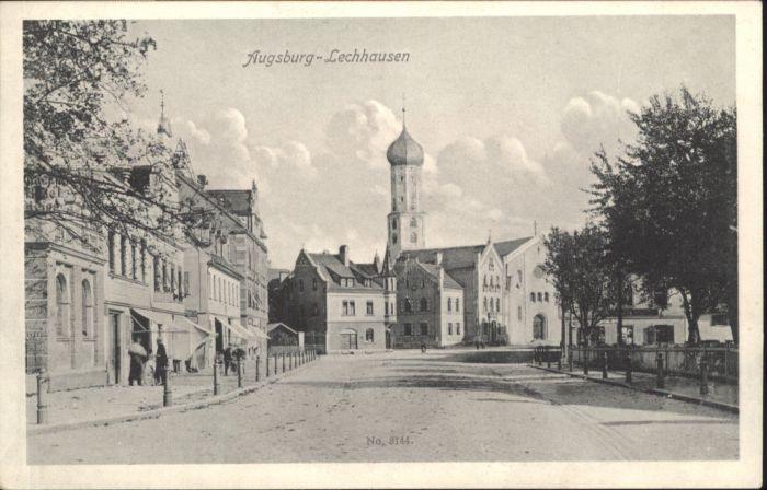 Lechhausen Lechhausen * / Augsburg /Augsburg LKR Nr ...