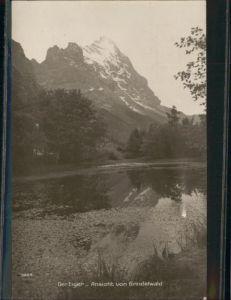 Eigergletscher Von Grindelwald *