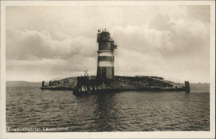 Friedrichsort Leuchtturm *