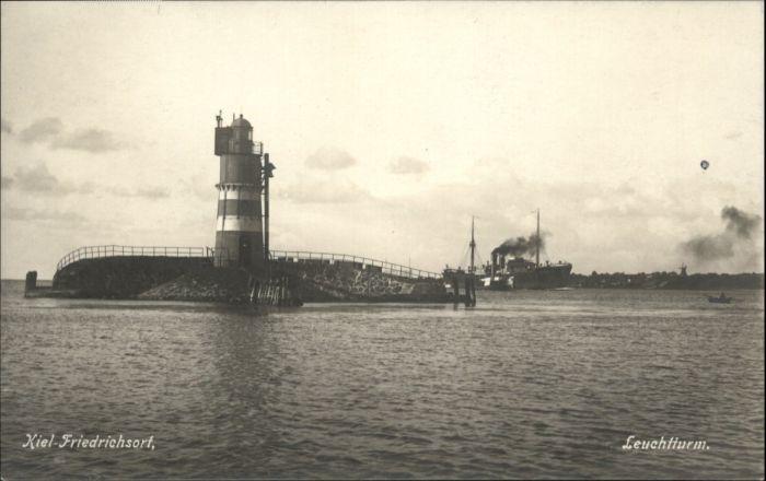 Friedrichsort Kiel Leuchtturm *