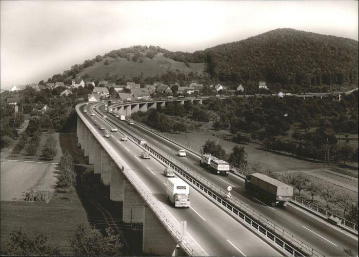 Aichelberg Goeppingen Autobahn Albaufstieg *
