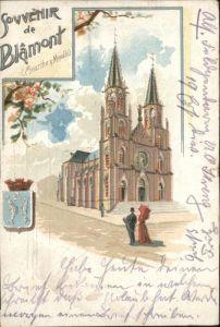 Blamont Meurthe-et-Moselle Blamont Kirche x