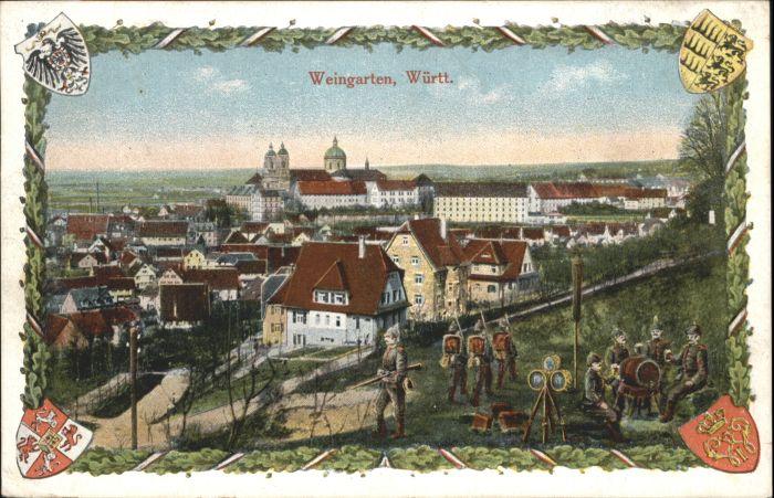 Weingarten Wuerttemberg Weingarten  x / Weingarten /Ravensburg LKR